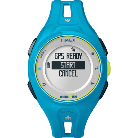 TIMEX IRONMAN RUN X20-BLUE