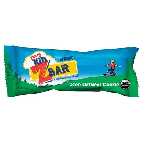 CLIF ZBaR ICED OATMEAL COOKIE