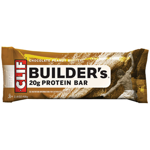 CLIF BUILDER'S CHOCOLATE P.B.