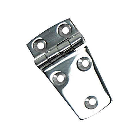 "Whitecap Shortside Door Hinge - 316 Stainless Steel - 1-1/2"" x 3"" [6021]"
