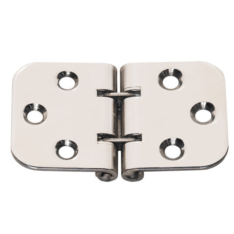 Whitecap Flush Mount 2-Pin Hinge - 304 Stainless Steel - 2-13/16 x 1-9/16 [S-3705]