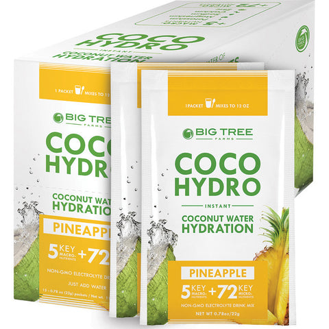 COCO HYDRO PINEAPPLE PACKET