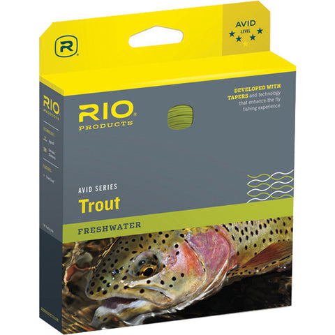 MAINSTREAM TROUT WF6F LMN GRN