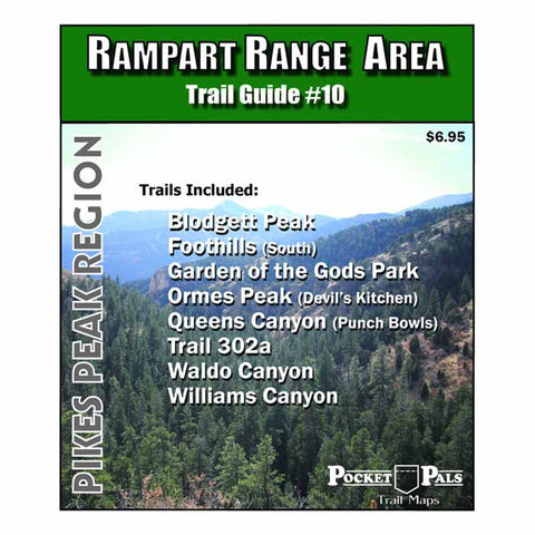 RAMPART RANGE GUIDE #10