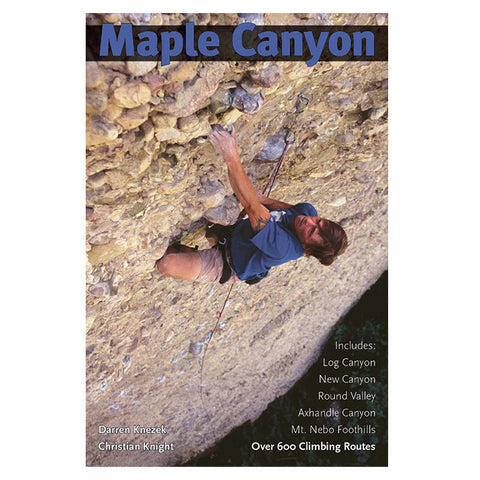 MAPLE CANYON GUIDEBOOK