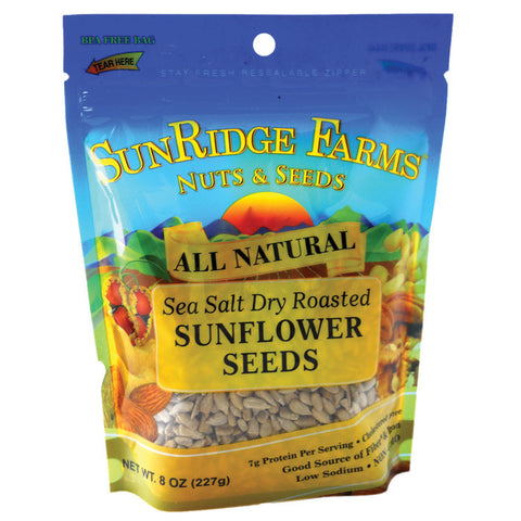 SUNFLOWER SEEDS SALTED