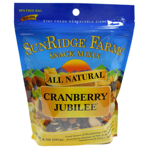 CRANBERRY JUBILEE TRAIL MIX