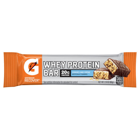 GATORADE PROTEIN BAR COOKIE/CR