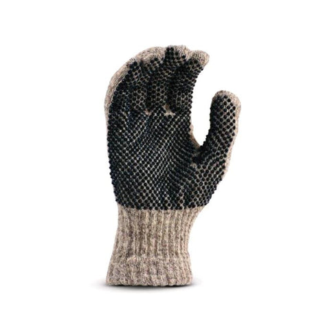 RAGG WOOL GRIPPER GLOVE MEDIUM