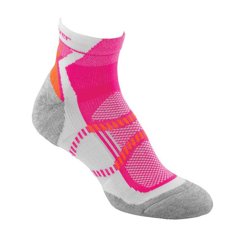 VITE LX WMN'S QTR CREW PINK MD