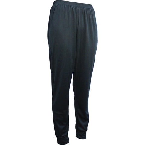 SILKYESTER BLK PANT WMNS LG