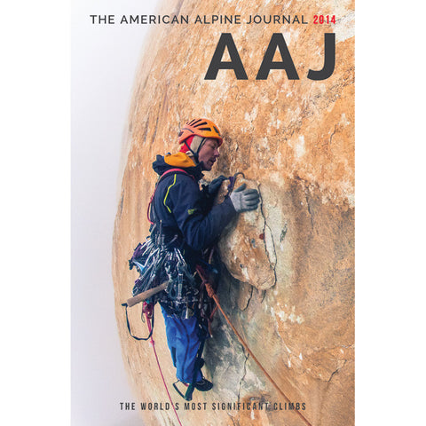 AMERICAN ALPINE JOURNAL 2014