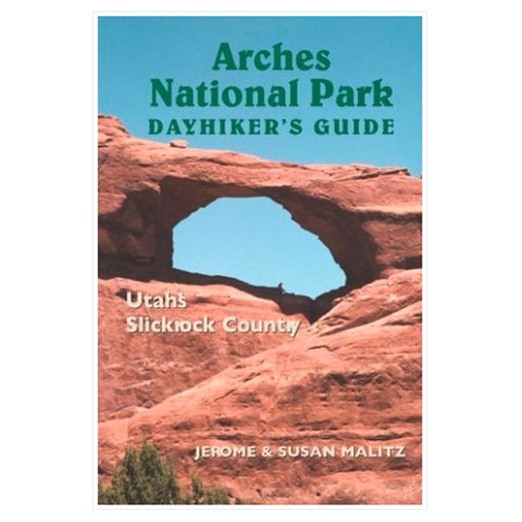 ARCHES NAT'L PARK DAYHIKES
