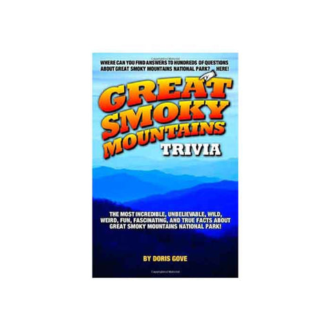 GREAT SMOKEY MTNS TRIVIA