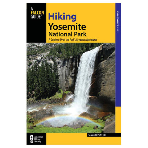 HIKING YOSEMITE NATL PK3RD ED