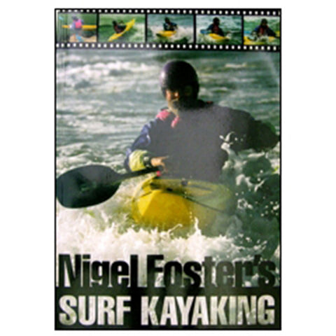 NIGEL FOSTER'S GD SURF KAYAK