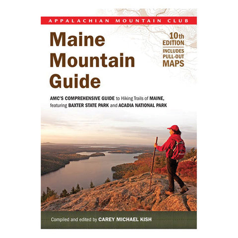 AMC MAINE MOUNTAIN GUIDE 10TH