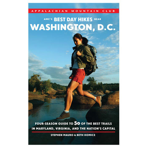 AMC BEST DAY HIKES WASH DC