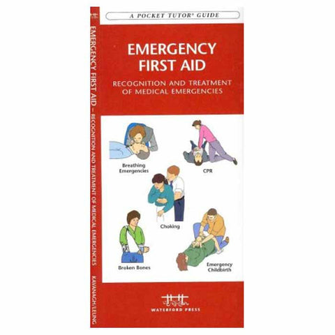 EMERGENCY 1ST AID; 2ND