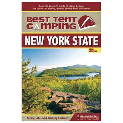 TENT CMPING-NY STATE, 2ND ED