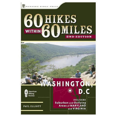 60 HIKES W/IN 60 MI: DC