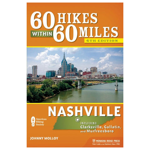 60 HIKES W/IN 60 MI: NASHVILLE