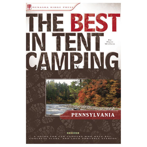 BEST IN TENT CAMPING: PA