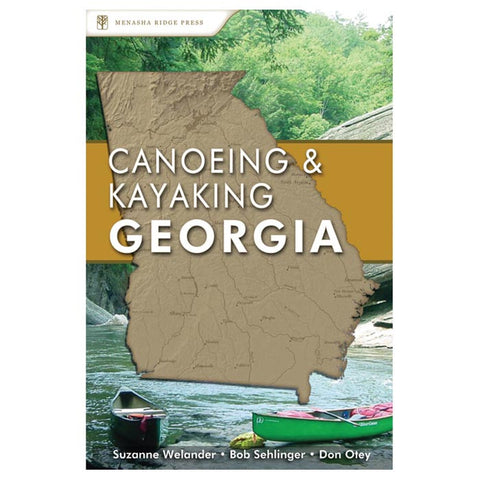 CANOE/KAYAK GD.: GEORGIA