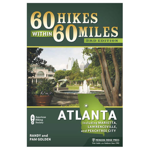 60 HIKES W/IN 60 MI ATLANTA