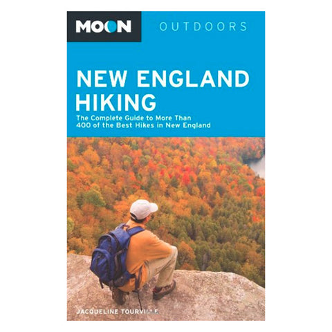 NEW ENGLAND HIKING 4TH ED