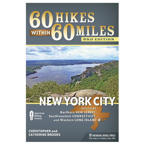 60 HIKES W/IN 60 MI: NYC