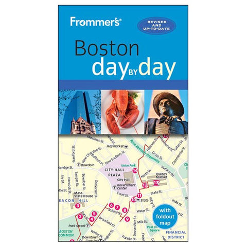 FROMMER'S DAY/DAY: BOSTON