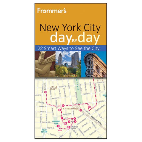 FROMMER'S DAY/DAY: NEW YORK