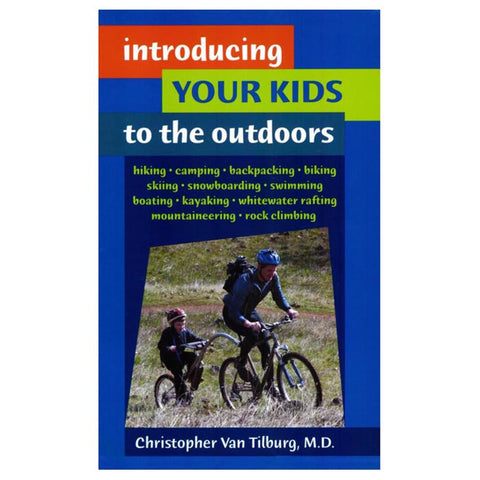 INTRODUCING KIDS TO OUTDOORS