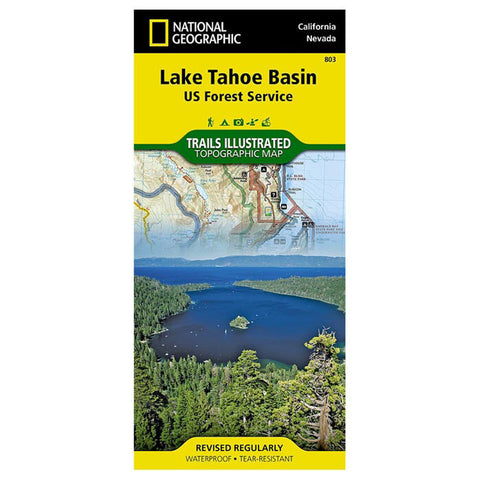 LAKE TAHOE BASIN #803