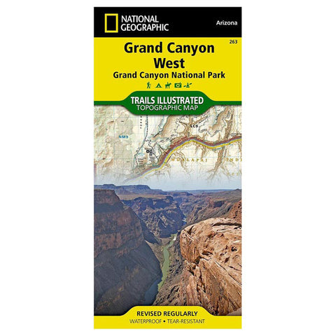 GRAND CANYON WEST #263