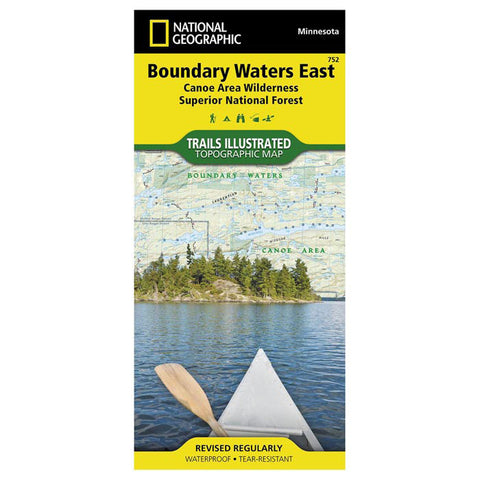BOUNDARY WATERS EAST #752