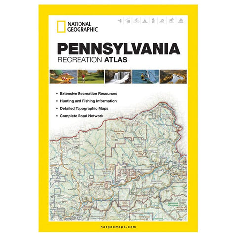 PENNSYLVANIA STATE ATLAS