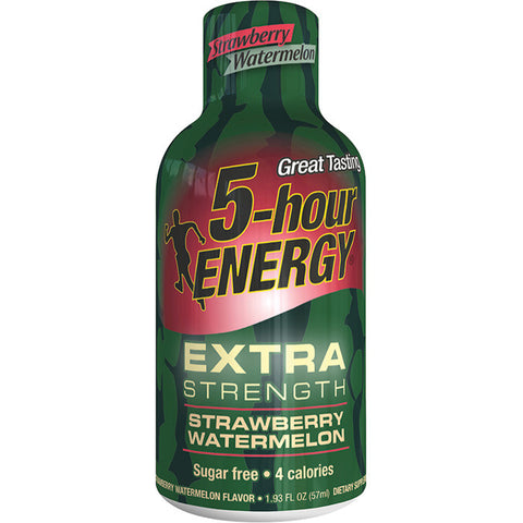 5-HOUR ENERGY WATERMELON EXTRA