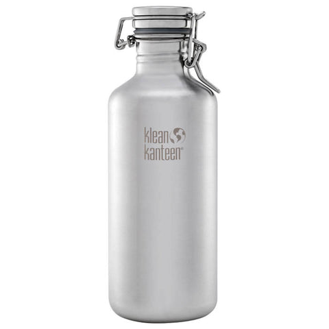 KK GROWLER 40 OZ BRSH