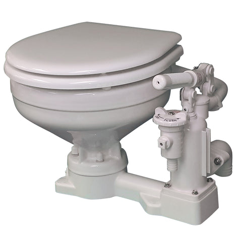 Raritan PH Superflush Toilet w/Soft-Close Lid [P101]