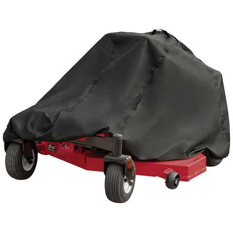 "Dallas Manufacturing Co. 150D - Zero Turn Mower Cover - Model B Fits Decks Up To 60"" [LMCB1000ZB]"