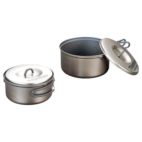 TITANIUM NS POT SET SM