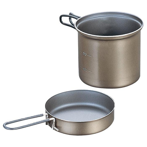 TITANIUM NS DEEP POT .9L HANDL