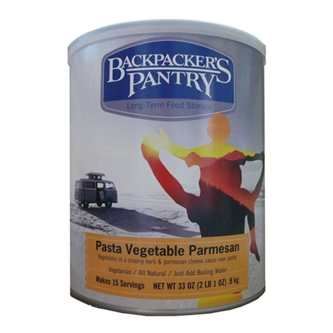 PASTA VEGETABLE PARMESAN CAN