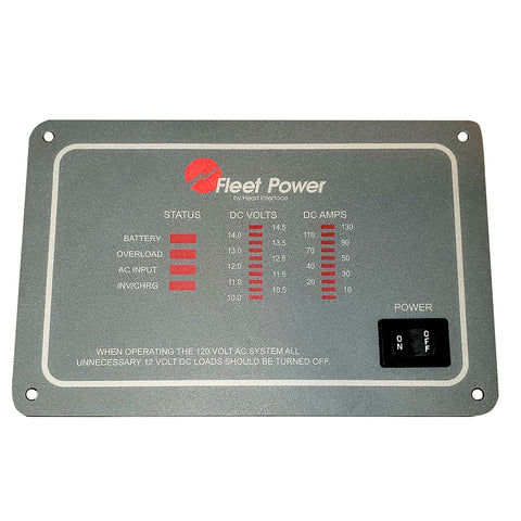 Xantrex Freedom Inverter/Charger Remote Control - 24V [82-0108-03]