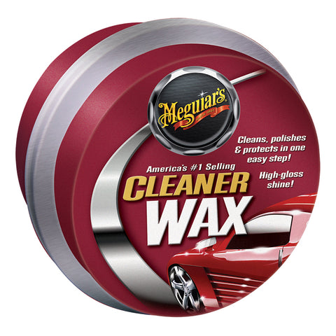 Meguiars Cleaner Wax - Paste *Case of 6* [A1214CASE]