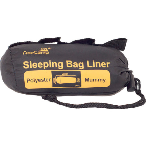 POLYESTER SLEEP BAG LINER MUM