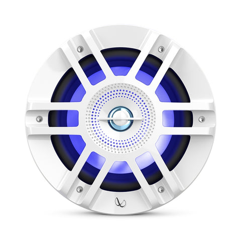 "Infinity 6.5"" Marine RGB Kappa Series Speakers - Pair - White [KAPPA6120M]"