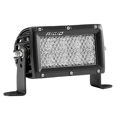 "RIGID Industries E-Series PRO 4"" Diffused - Black [104513]"